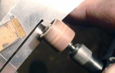 Как сделать пазы в металле 18