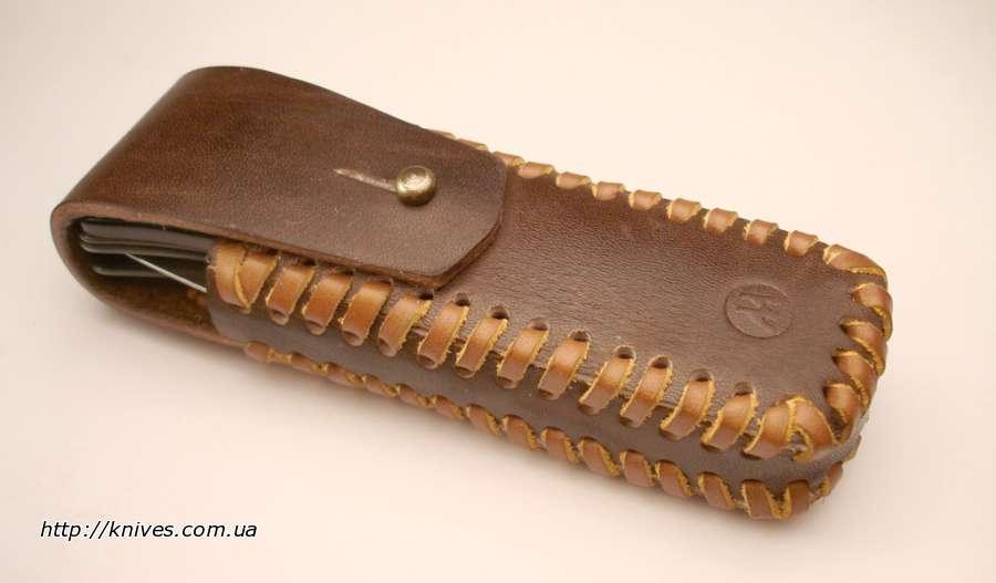 Как сделать чехол для перочинного ножа